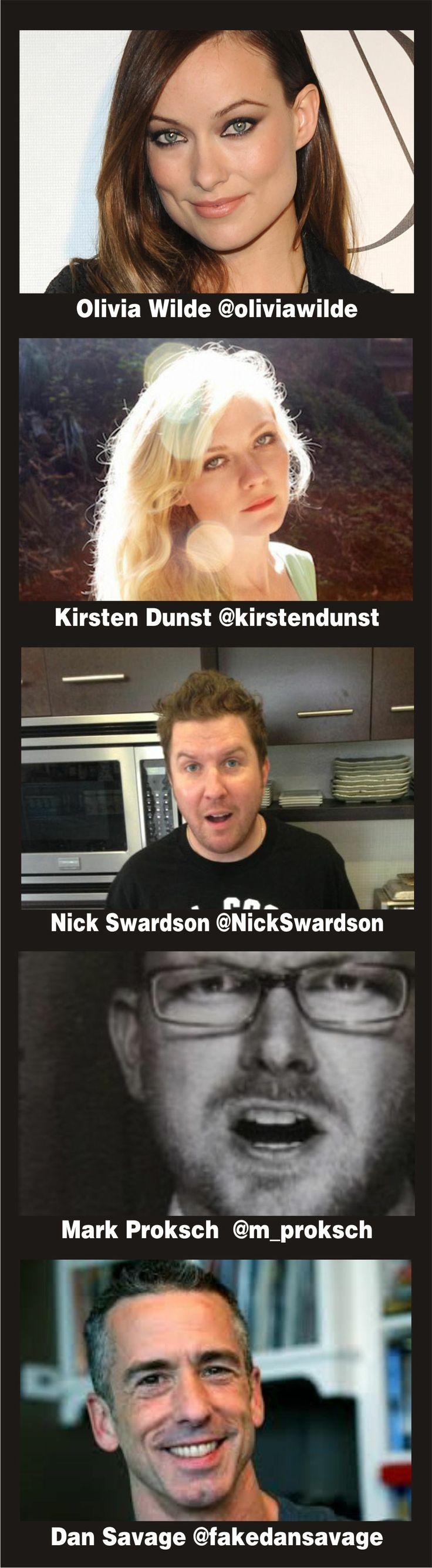 Guest Stars for #PORTLANDIA Season 4:  Olivia Wilde @Pure Beauty Kirsten Dunst @Kirsten Dunst Nick Swardson @NickSwardson  Mark Proksch  @m_proksch Dan Savage @fakedansavage