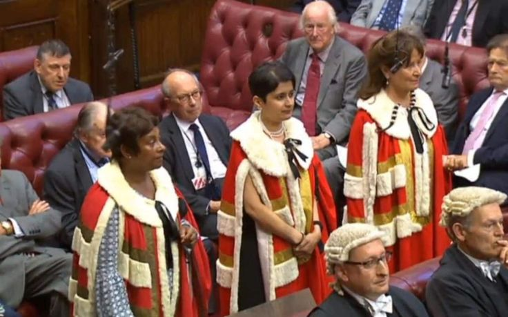 Labour MPs demand answers over Jeremy Corbyn's appointment of Shami Chakrabarti - Telegraph.co.uk
