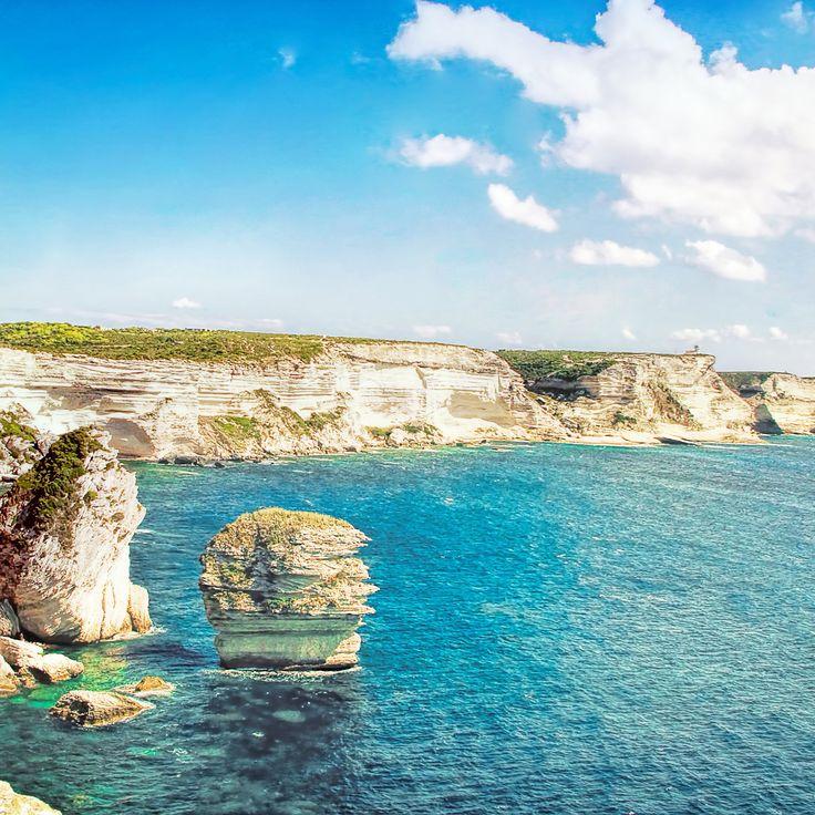Partir à Bonifacio en Corse