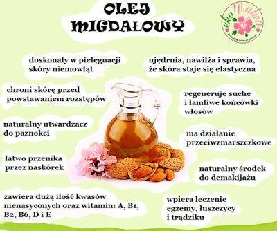 Olej migdalowy