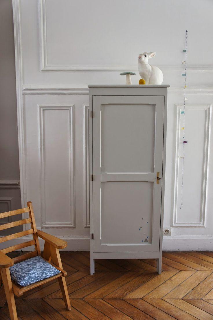 Atelier Petit Toit: L'armoire parisienne de Timothée