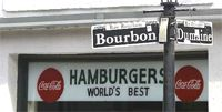 Welcome to the website of the World Famous Clover Grill; home of the best breakfast and burgers on Bourbon Street. Stop by and see us anytime since we are now open 24 hours a day, 7 days a week, 365 days a year!!!: 24 Hour, Late Night, Queen, Place
