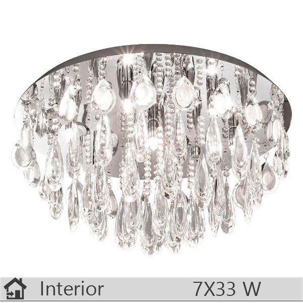 Plafoniera iluminat decorativ interior Eglo, gama Calaonda, model 93413 http://www.etbm.ro/eglo