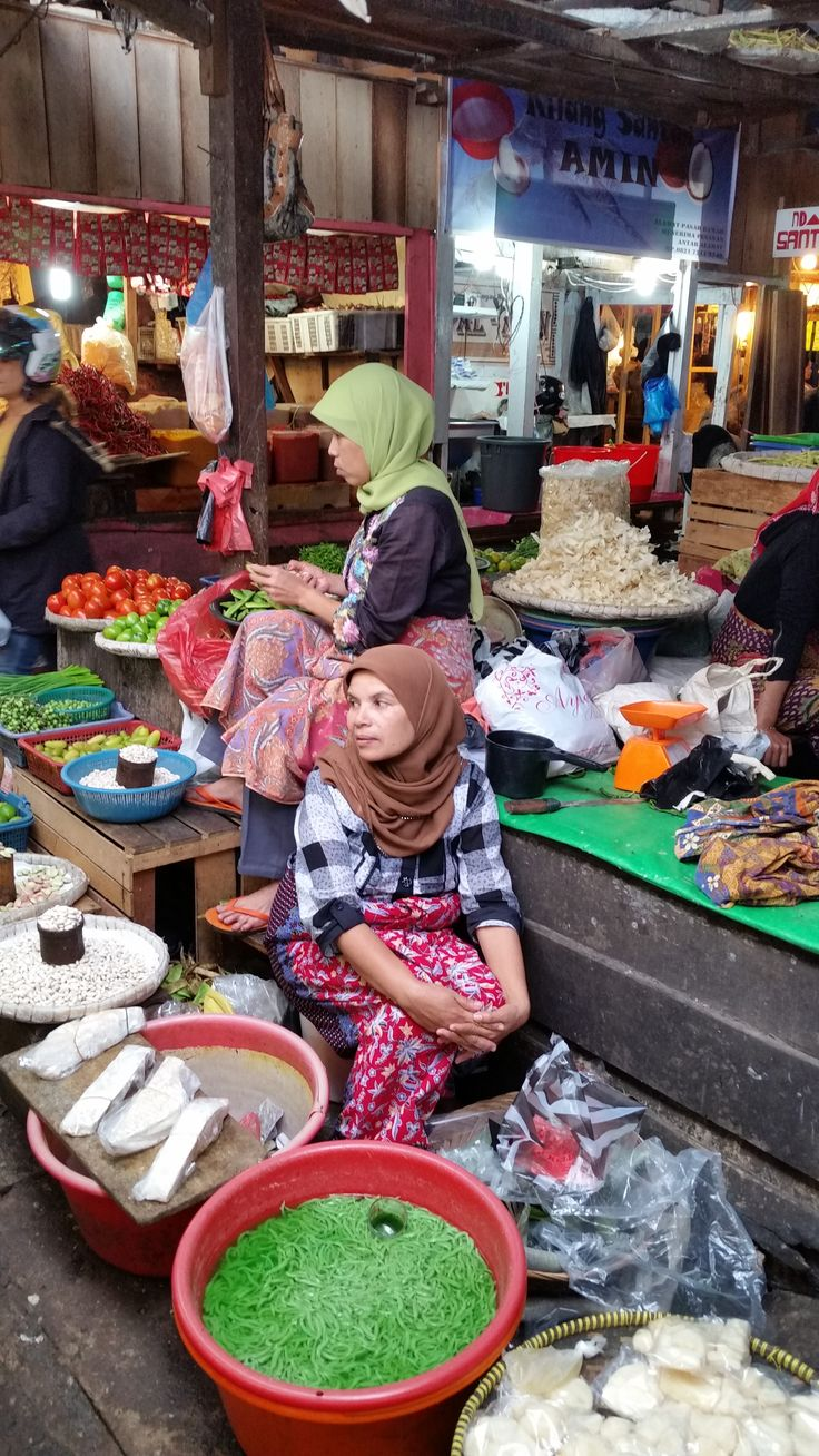 pasar bawah Bukittinggi