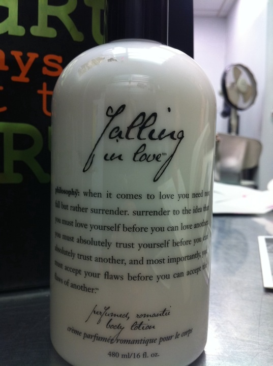 Love all things Philosophy, especially the Purity Made Simple facial cleanser and Hope in a Jar.