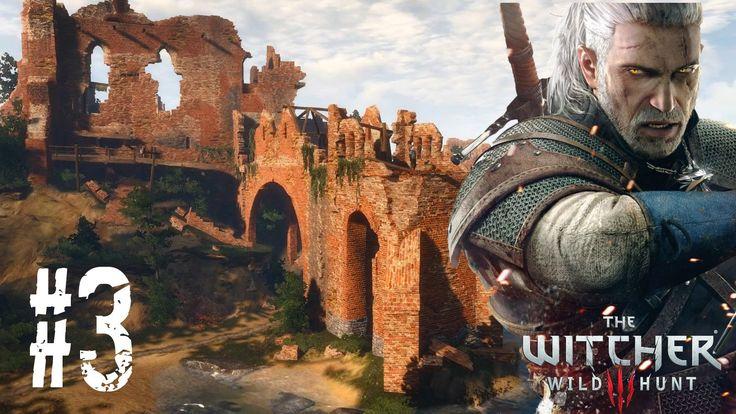The Witcher 3: Wild Hunt - Playthrough Part 3: Nilfgaardian Garrison