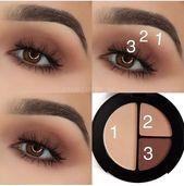 #макияж_глаз #eye_makeup #眼妆 - #eyemakeup #макияжглаз #眼妆