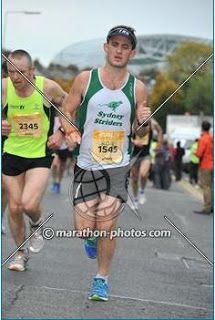 Rob's Running Blog: Dublin marathon race report - a sub 3, 3 years in the making