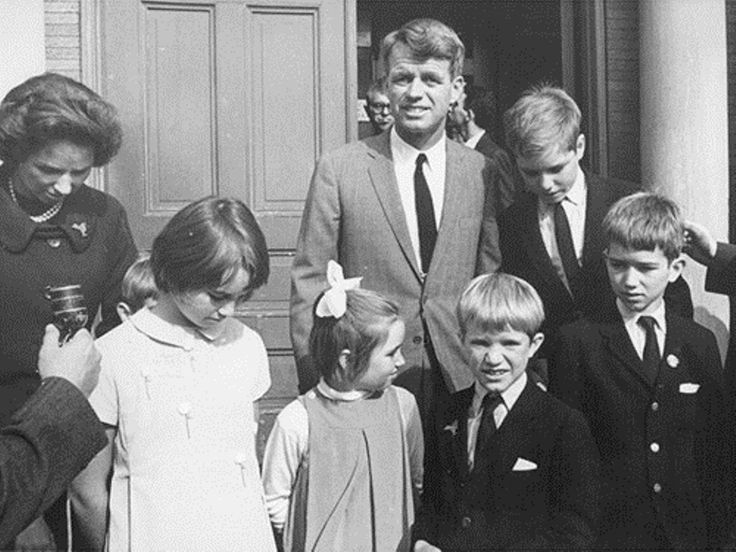 robert kennedy's children - 736×552