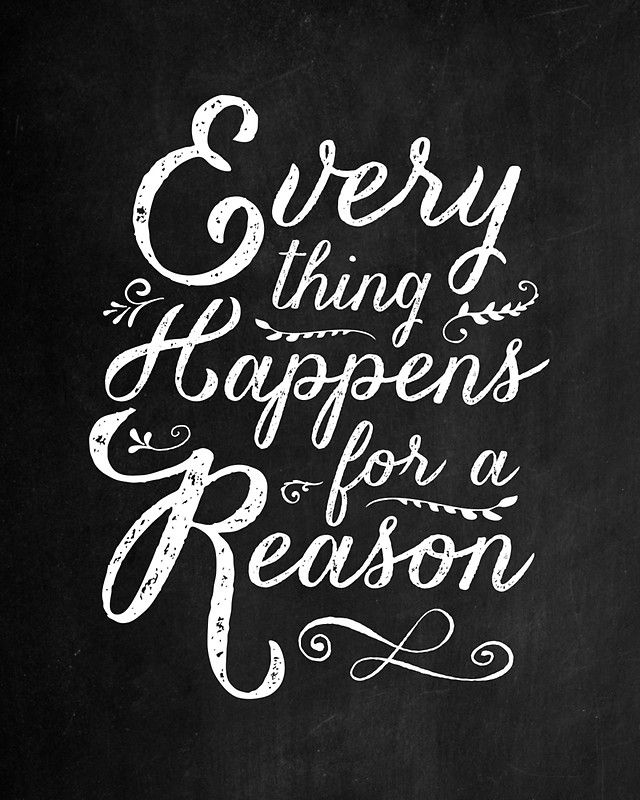 """Everything Happens for a Reason"" by wolfandbird 