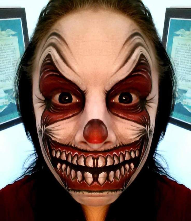 88 best Scary Clown Costume images on Pinterest ...