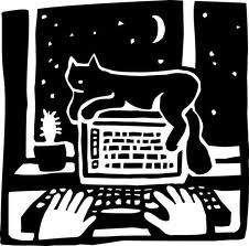La notte bianca della scrittura