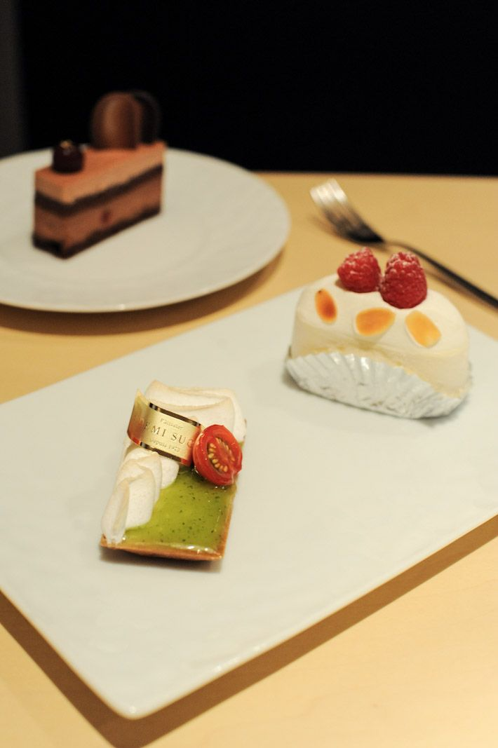 5 of the Best Patisseries in Tokyo | ladyironchef: Food  Travel {Hidemi Sugino}