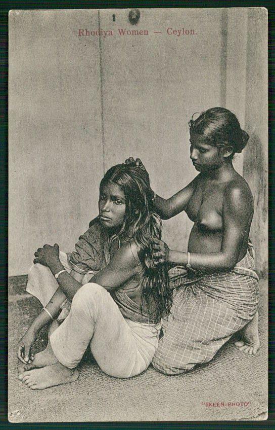 nude srilakan tamil women