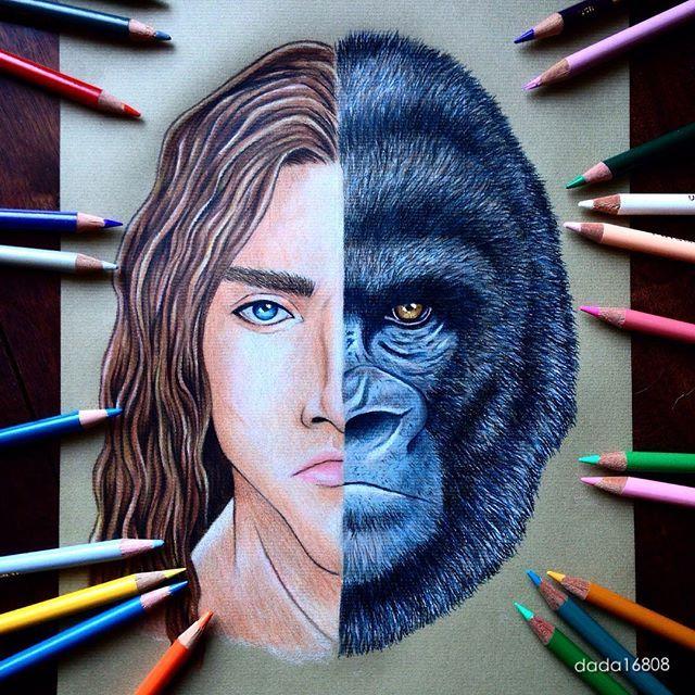 Tarzan by Dada (Instagram: @dada16808)
