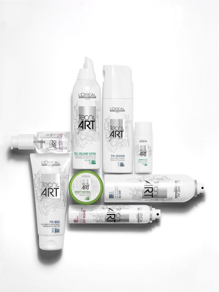 L'Oréal Professionnel Tecni.ART image.