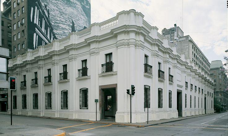 museo de arte precolombino en santiago
