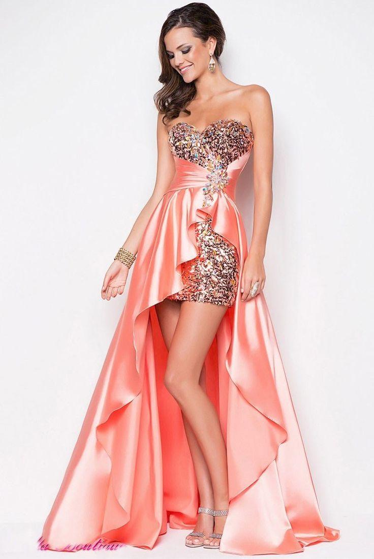 Mejores 8 imágenes de vestidos dama en Pinterest