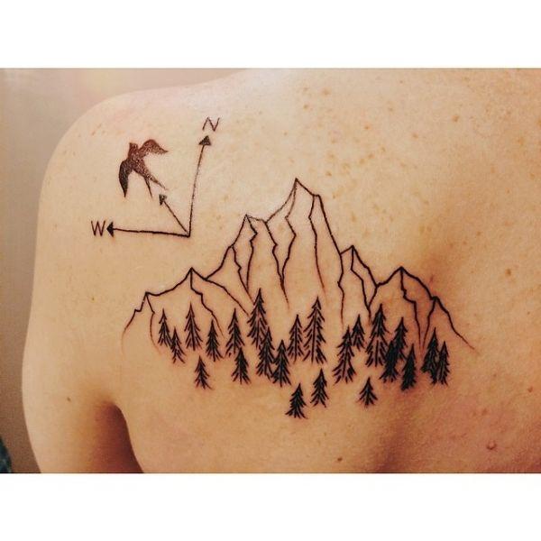 pacific northwest tattoo - Google Search