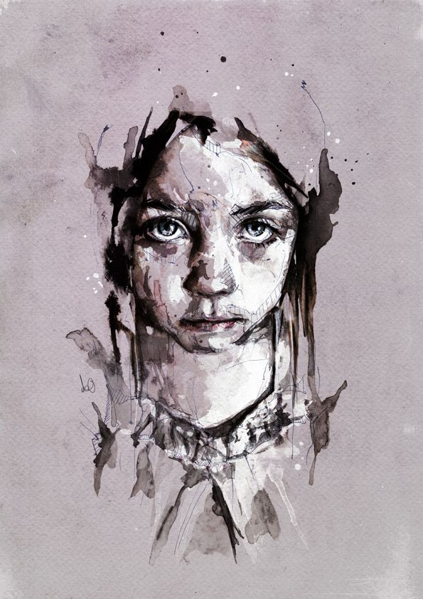 Florian Nicolle. Whoa. Start in the center and work your way out