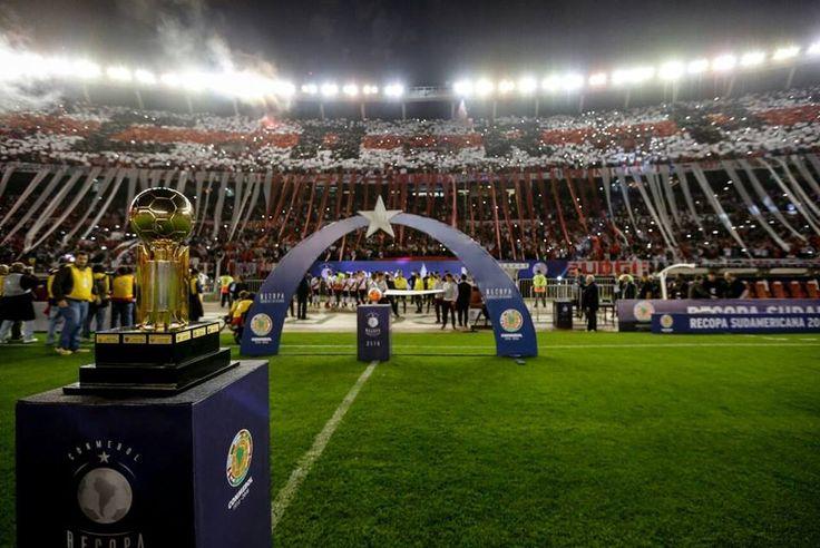 La Recopa Sudamericana se queda en casa #River #Monumental