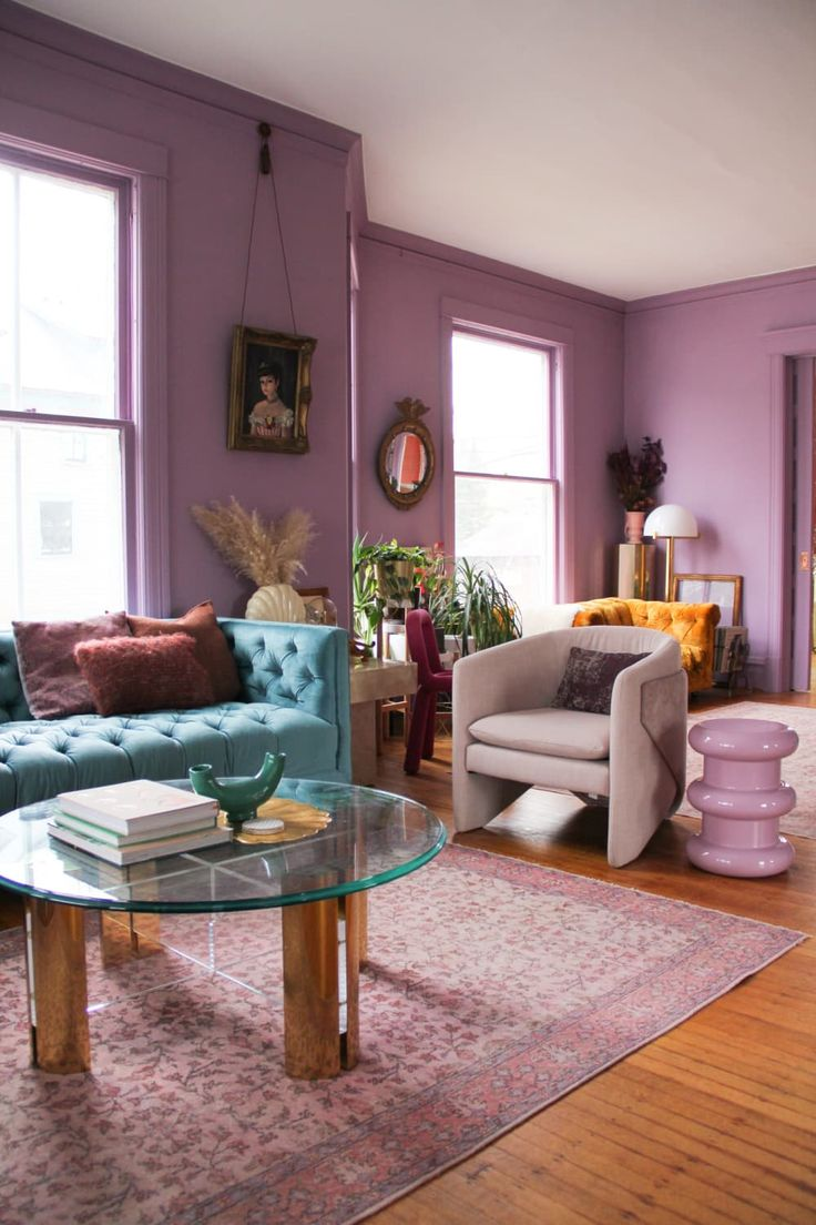an already gorgeous victorian house has been energized on living room color inspiration id=55841