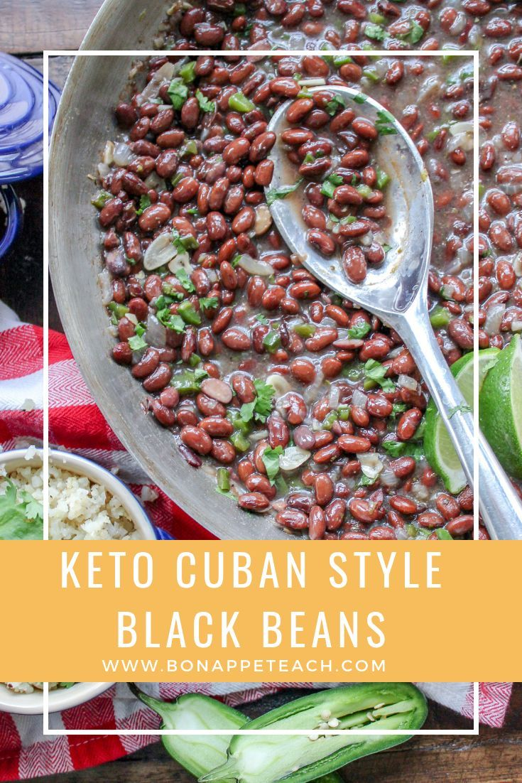 black beans and ketogenic diet