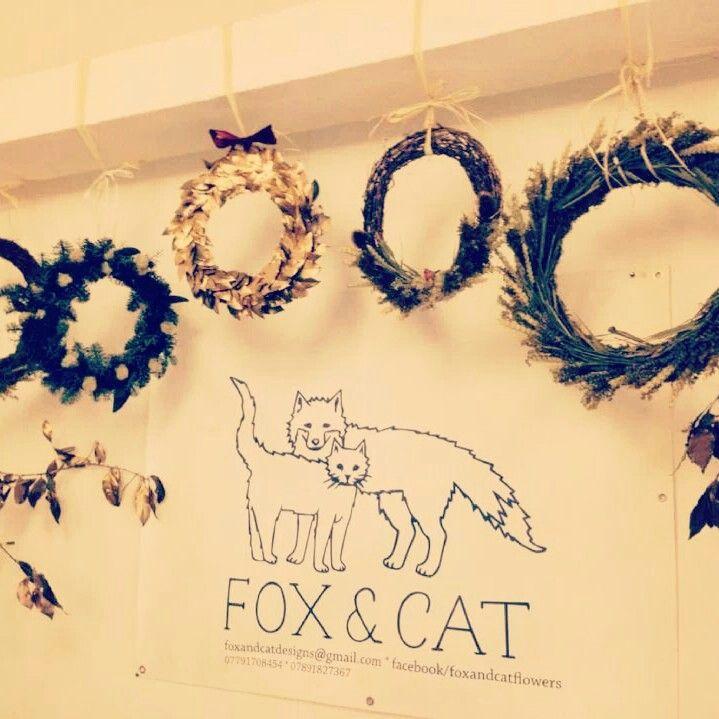 Our lovey wreaths
