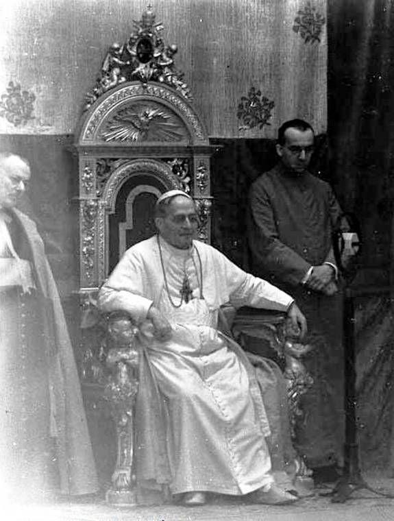 Pope Pius XI | Pope Pius XI in Predecessors of Pope Benedict XVI Forum