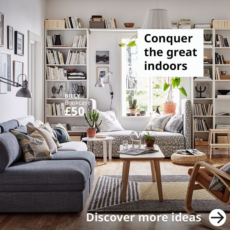 Inexpensive Cottage Style Living Room Furniture From Ikea: Fresh Home Furnishing Ideas And Affordable Furniture In