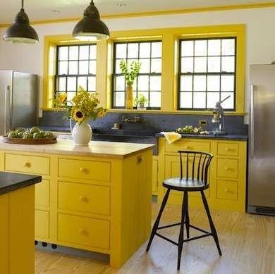 Beige Kitchen - Kitchen Paint Colors - 10 Handsome Hues - Bob Vila