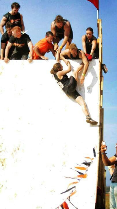 My worst challenge at Tough Mudder for me personally