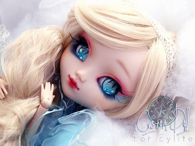 [Pullip Custom] For Eylite + in comments by Kikyô ★⋆*· (busy), via Flickr