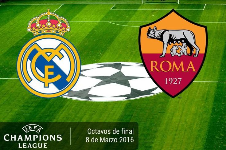Real Madrid vs Roma, Champions League 2016 ¡En vivo por internet! | Partido de vuelta - https://webadictos.com/2016/03/08/real-madrid-vs-roma-champions-league-2016/?utm_source=PN&utm_medium=Pinterest&utm_campaign=PN%2Bposts