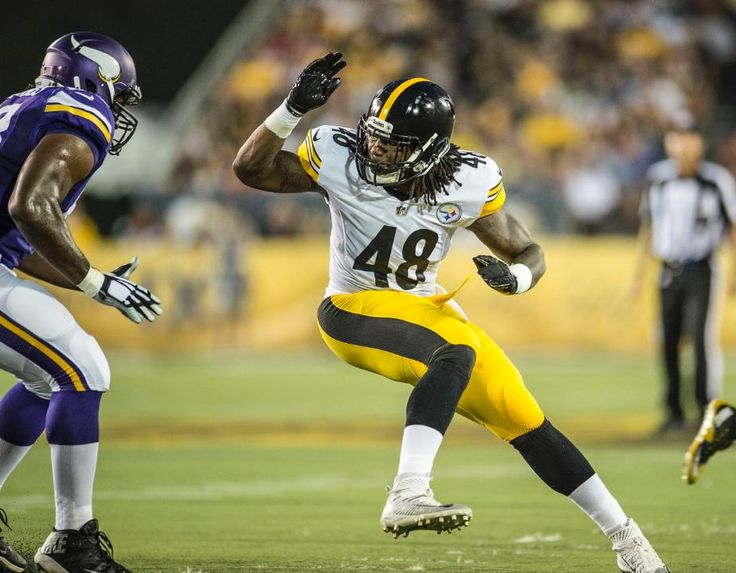 ... get limited jersey 48 nfl pittsburgh steelers rush 48 bud dupree 4cd45  44d4c c55c8e48d