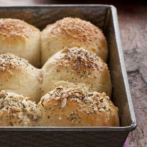 Best Dinner Rolls Recipe from Taste of Home -- shared by Christina Pittman of Parkville, Missouri