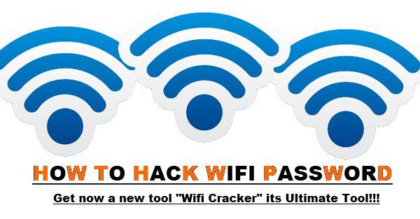 Hack Wi-Fi Password