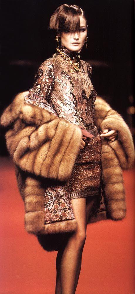 Christian Dior #Fur #FashionBlogger #CherieIzzo www.etsy.com/shop/IzzoDesignStudio