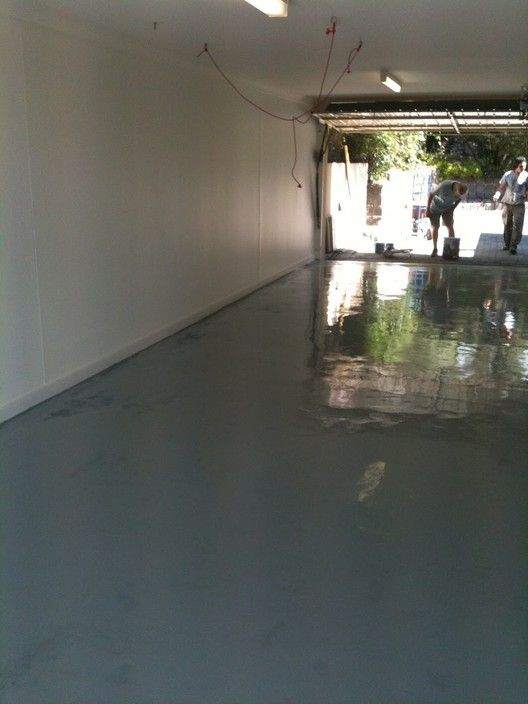 We also paint garage floors in Mt eliza - Coast to coast painting services, Painters, Brighton East, VIC, 3187 - TrueLocal