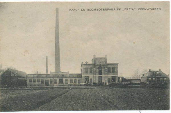 Freia-Veenwouden - 1921