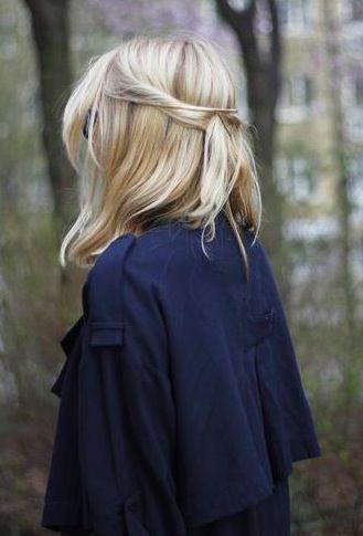 Deze 7 simpele kapsels zijn ideaal voor meiden met dun haar   NSMBL.nl