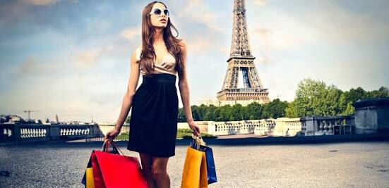 You can never skip a shopping spree in Paris