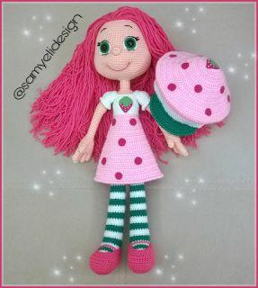 Samyelinin Örgüleri: Strawberrygirl