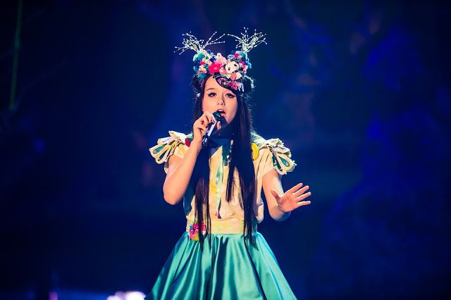 Jamie-Lee Kriewitz / Germany / 2016 Eurovision Song Contest