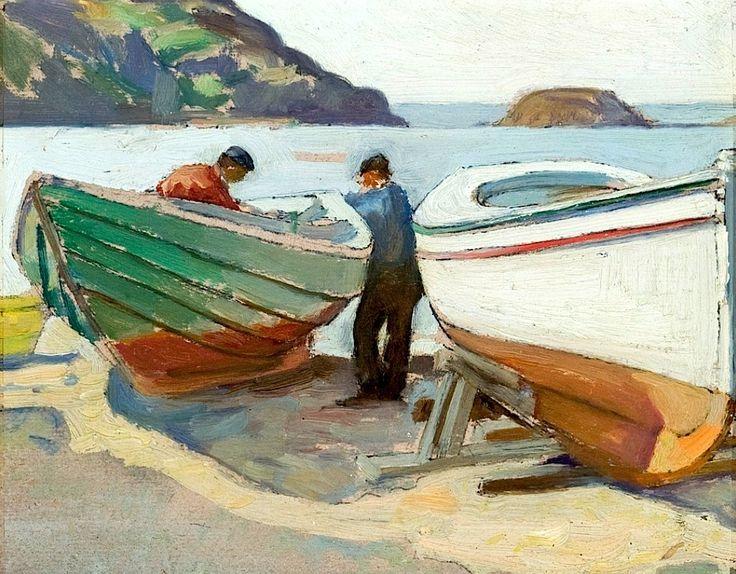 """bofransson: """" Tredwell's Folly Edward Hopper """""""