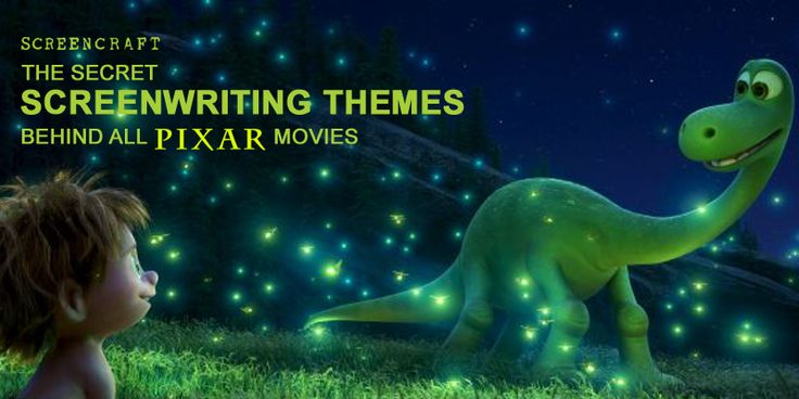 The Secret Screenwriting Themes Behind All Pixar Movies