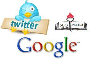 Bütün Yönleriyle Yeni Kullanacaklar İçin Twitter İpuçları http://www.seomektebi.com/2012/07/twitter-nasl-kullanlr-ne-ise-yarar.html Twitter ın sosyal medya alanına kattığı en büyük kolaylık 140 karekterlik bir yazı yazmadır.Bu 140 karekter okadar önemlidir ki Google bile PR olarak en yüksek değeri vermiştir,twitter ın PR değeri 10 dur.Unutmamak gerekir ki Google Facebook,Twitter gibi güçlü sosyal ağlara önem veriyor.