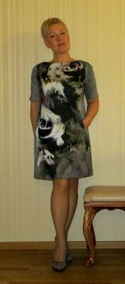 Sukienka września - 2 / Pentax / Burdastyle