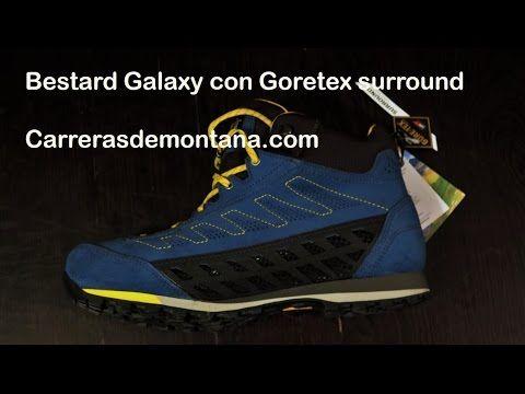 Botas goretex surround Bestard Galaxy. Análisis y prueba a fondo 200km por David Mora.   MOXIGENO.COM