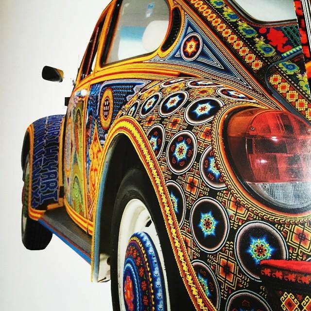 Proyecto :#vochol.museo de arte popular | El Perro Morao